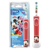 Oral-B D100 Vitality - Mickey gyermek elektromos fogkefe