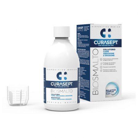 Curasept Biosmalto szájvíz 300 ml