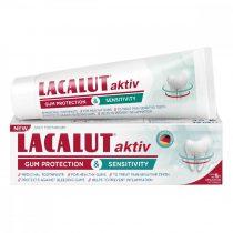 Lacalut Aktiv gum protection & sensitivity 75 ml