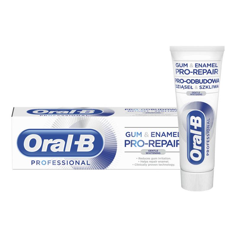 Pro- repair gentle whitening