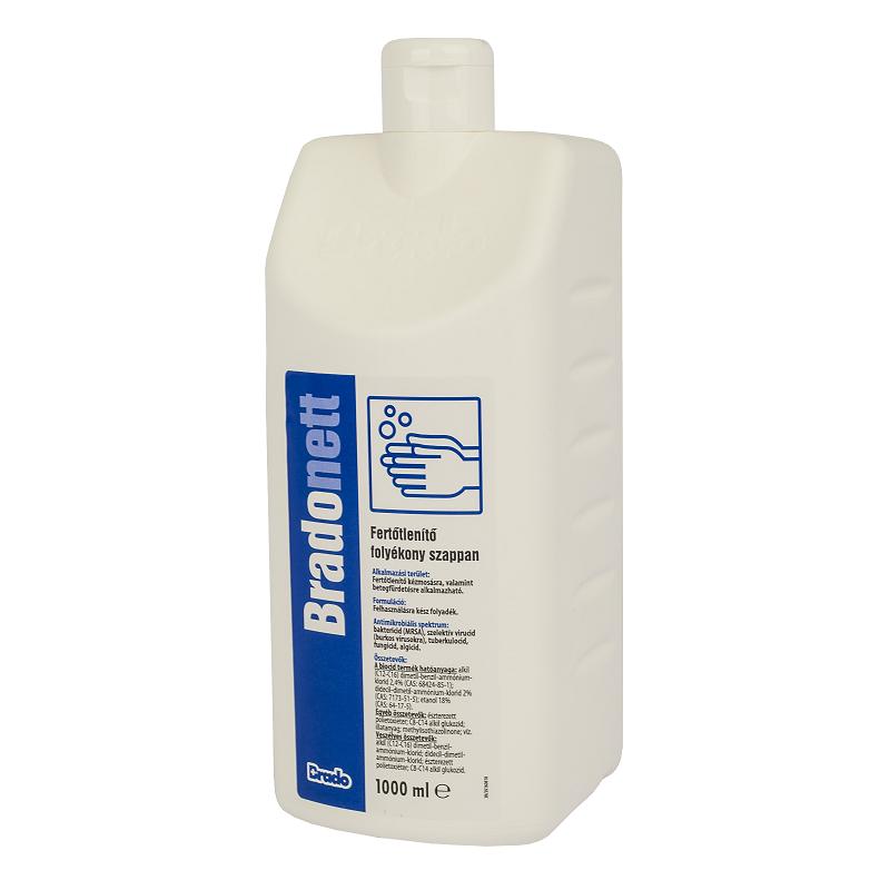 fertőtlenítő folyékony szappan 1L