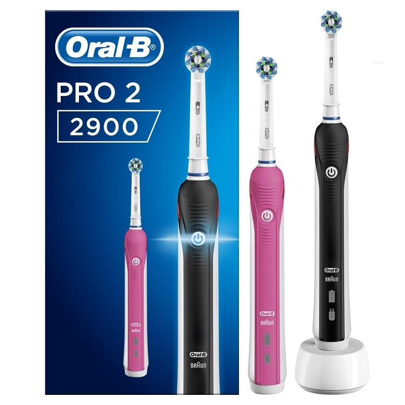 PRO 2 2900 Black & Pink