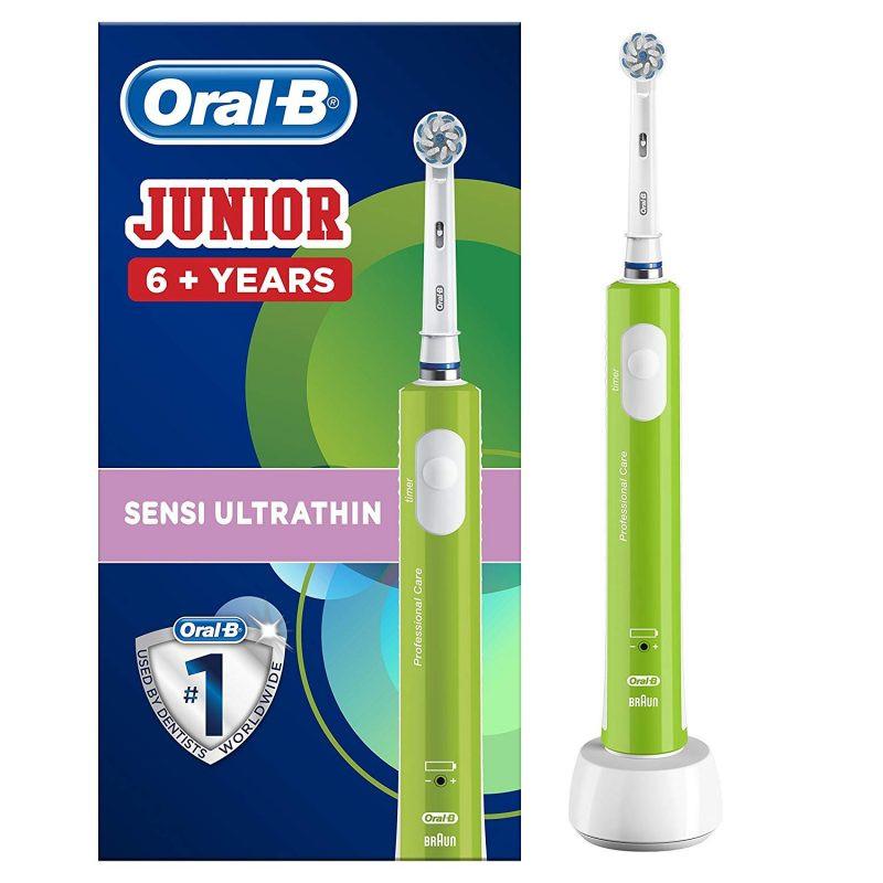 Junior 6+ Zöld