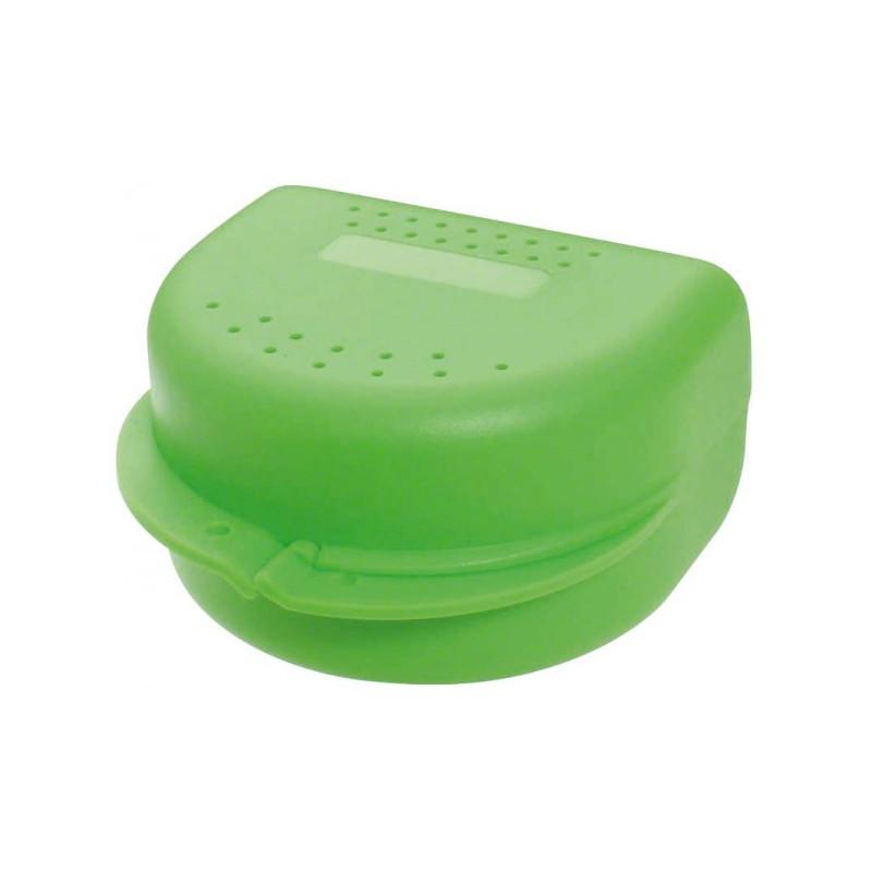 Protézis tárolódoboz - zöld