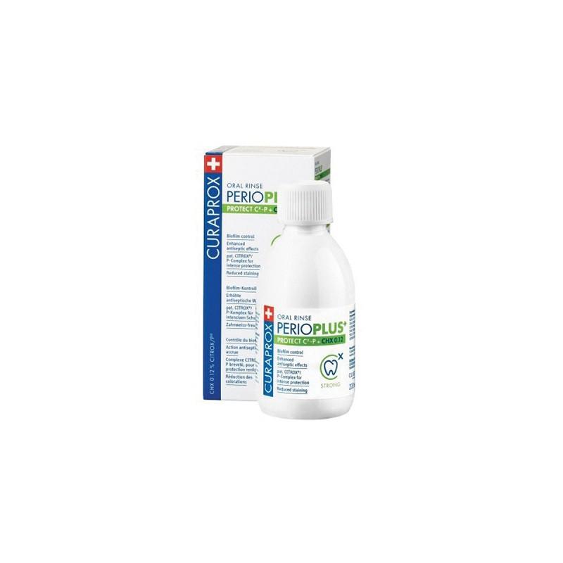 CURAPROX Perio Plus+ Protect szájvíz 0,12% CHX + CITROX 200ml