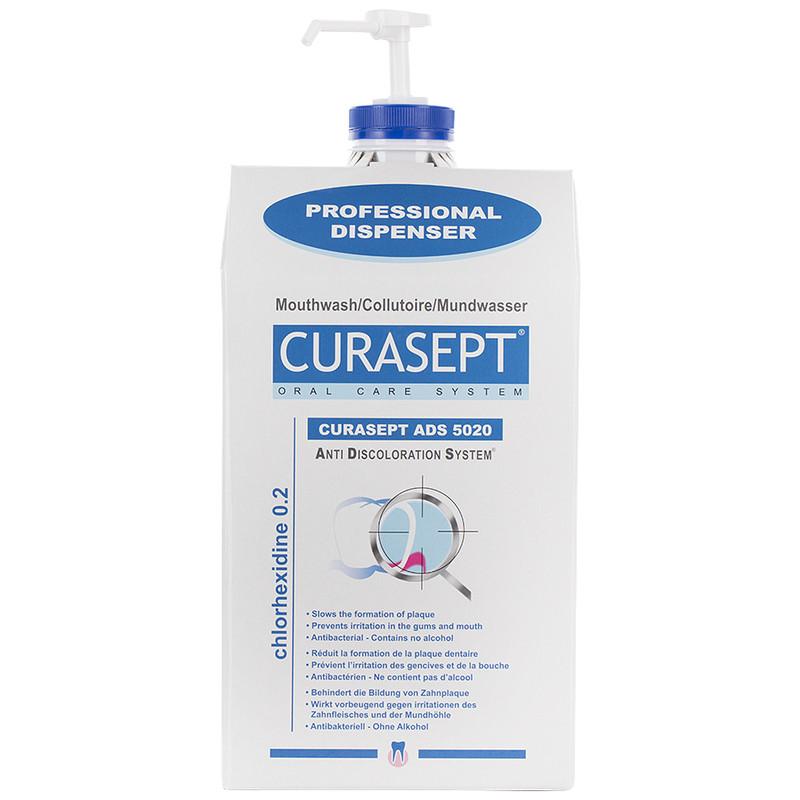 Curasept ADS 5020 0,2% CHX szájvíz 5 liter