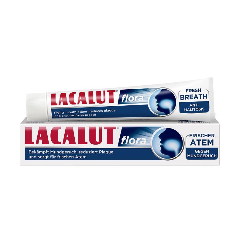 Lacalut Flora fogkrém 75ml
